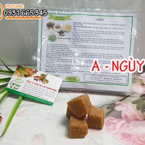 a ngùy